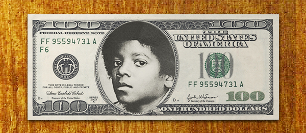 michaeljackson | Dollar ReDe$ign Project